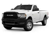 New RAM 2500 at Paw Paw