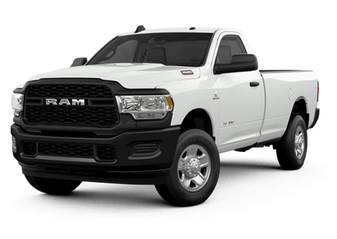 New Ram 2500 in