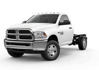 New RAM 3500 Chassis Cab at Paw Paw