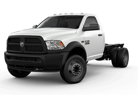 New Ram 5500 Chassis Cab in
