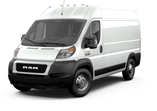 ProMaster 2500 Cargo High Roof 136WB