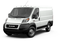 New RAM ProMaster at Paw Paw