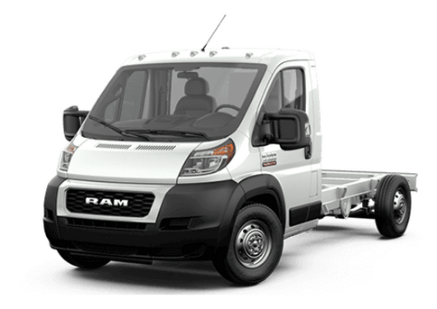 New Ram ProMaster Cutaway in Stillwater