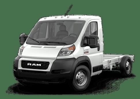 New Ram ProMaster Cutaway in Weslaco