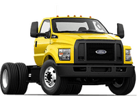 New Ford Super Duty F-750 Straight Frame at Kalamazoo