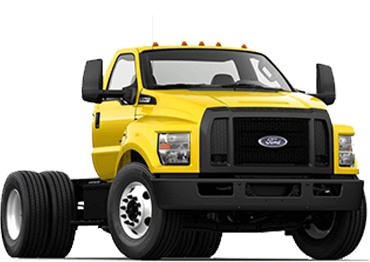 New Ford Super Duty F-750 Straight Frame near Sault Sainte Marie