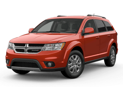 New Dodge Journey in Raleigh