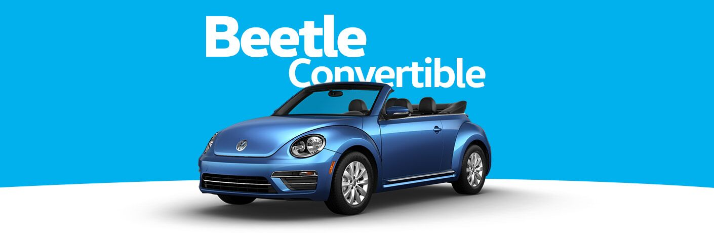 New Volkswagen Beetle Convertible Chattanooga, TN