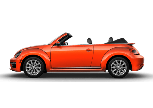 New Volkswagen Beetle Convertible in Kingston
