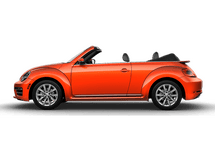 New Volkswagen Beetle Convertible at Watertown