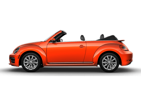 New Volkswagen Beetle Convertible in McMinnville