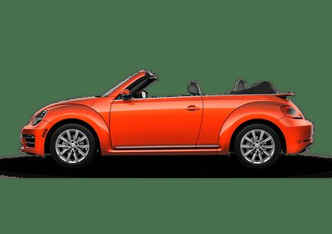 New Volkswagen Beetle Convertible near Yorkville