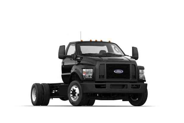 Super Duty F-650 Straight Frame Gas Reg Cab SD Gas Pro Loader