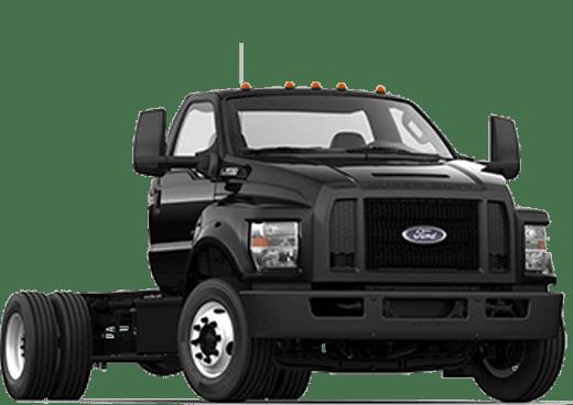 New Ford Super Duty F-650 Straight Frame Gas Kalamazoo, MI