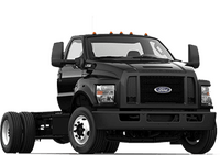 New Ford Super Duty F-650 Straight Frame Gas at Kalamazoo