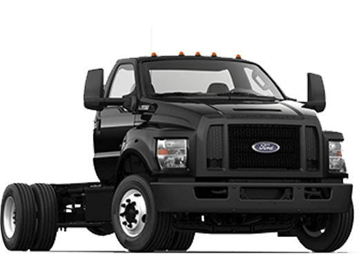 New Ford Super Duty F-650 Straight Frame Gas near Sault Sainte Marie