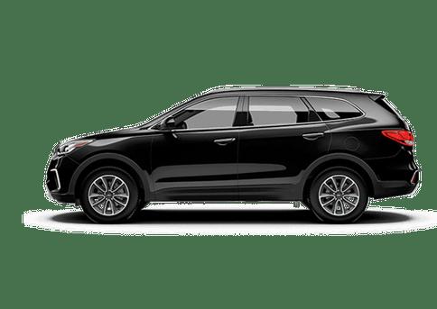 New Hyundai Santa Fe XL in San Sebastian