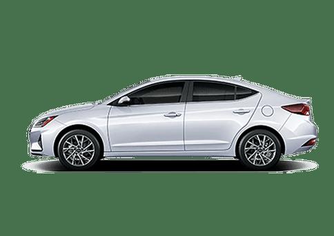 New Hyundai Elantra in San Sebastian