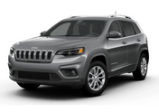 New Jeep Cherokee at Littleton