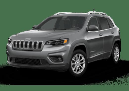 New Jeep Cherokee near Littleton