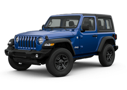 New Jeep Wrangler in Decorah