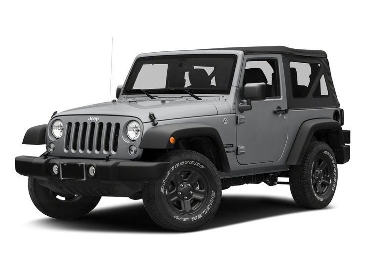 New Jeep Wrangler near Littleton