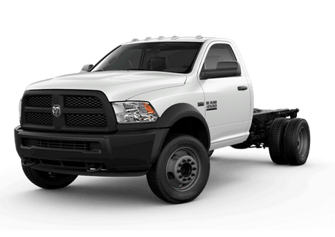New Ram 4500 Chassis Cab in