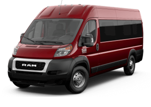 ProMaster Cargo Van 3500 Window Van High Roof 159WB EXT