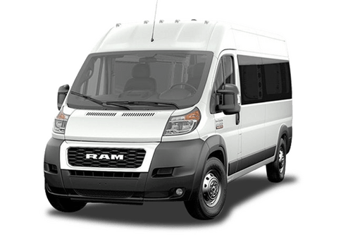 New Ram ProMaster Window Van in Raleigh