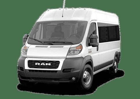 New Ram ProMaster Window Van in Raleigh