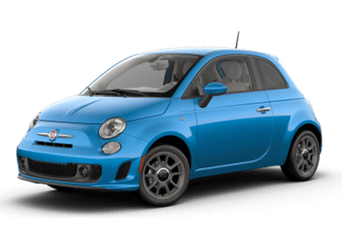 New Fiat 500 in Kenosha