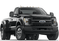 New Ford Super Duty F-450 at Kalamazoo