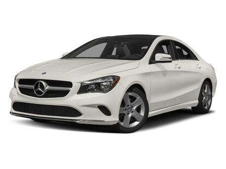 New Mercedes-Benz CLA in Naperville