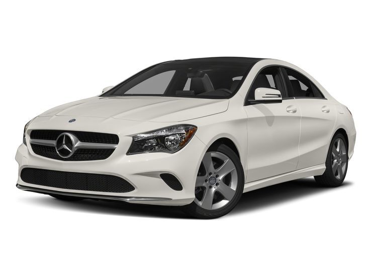 New Mercedes-Benz CLA near Naperville