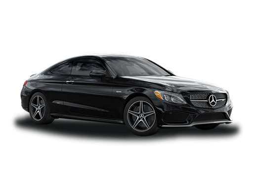 C-Class AMG C 43 Coupe