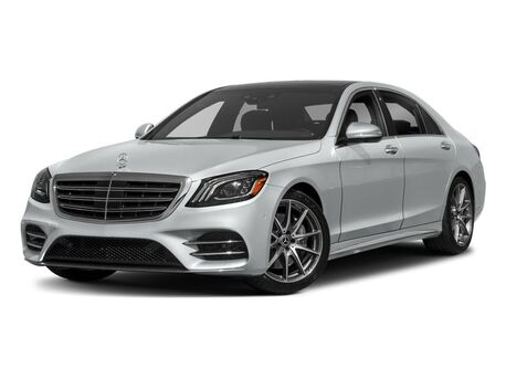 New Mercedes-Benz S-Class in Naperville