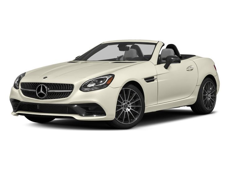 New Mercedes-Benz SLC near Naperville