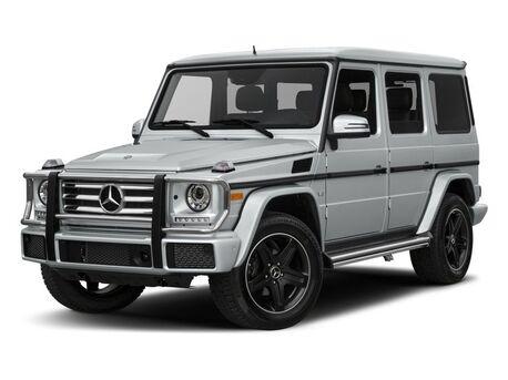 New Mercedes-Benz G-Class in San Jose