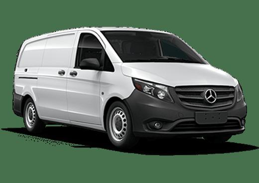 2019 Metris Cargo Van Cargo Van w/ 126