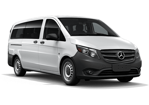 New Mercedes-Benz Metris Passenger Van near Kansas City