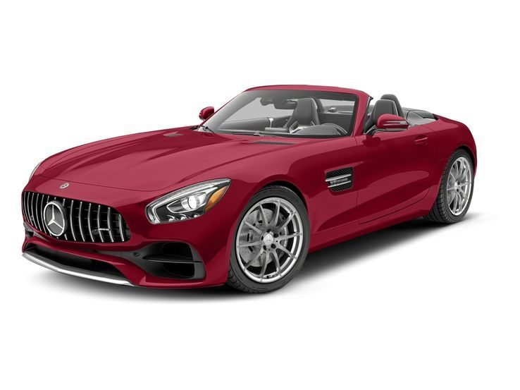 New Mercedes-Benz GT near Fort Lauderdale