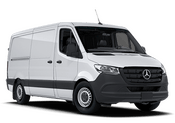 New Mercedes-Benz Sprinter 4500 at Long Island City