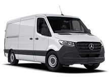 New Mercedes-Benz Sprinter 4500 at Wilmington