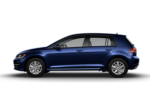 New Volkswagen Golf in Yakima