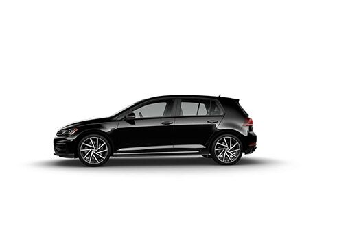 Golf R 2.0T with DCC® and Navigation Automatic
