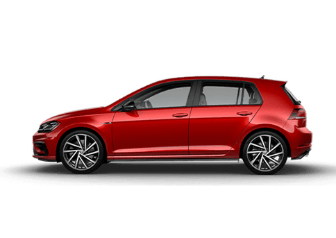 Used Volkswagen Golf R in Providence