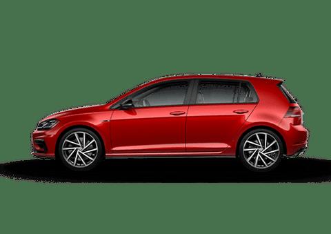 New Volkswagen Golf R near Yorkville