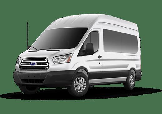 Transit Passenger Wagon XLT High Roof Long Cargo Van