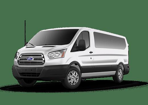 Transit Passenger Wagon XLT Low Roof Long Passenger Van