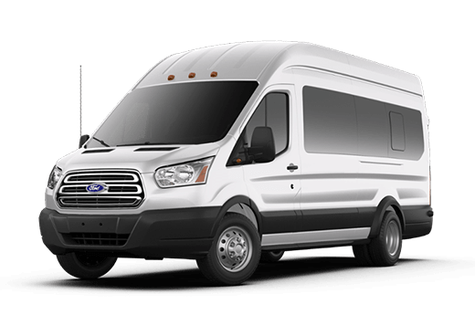 Transit Passenger Wagon XLT High Roof Extended Passenger Van